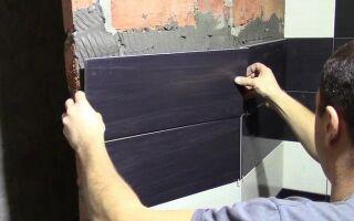 Возможна ли укладка плитки на кирпичную стену без штукатурки