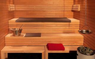 Как произвести отделку кирпичной бани своими силами