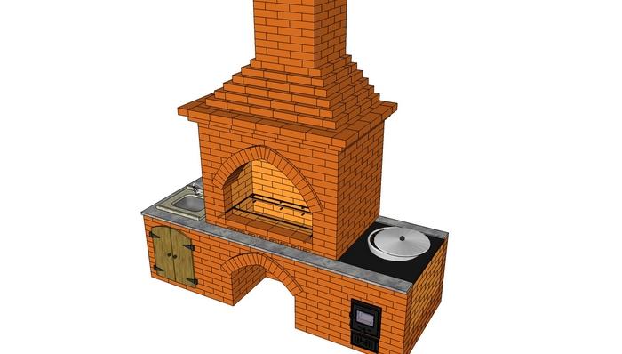каминный дымоход