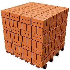 количество строительного кирпича в кубе