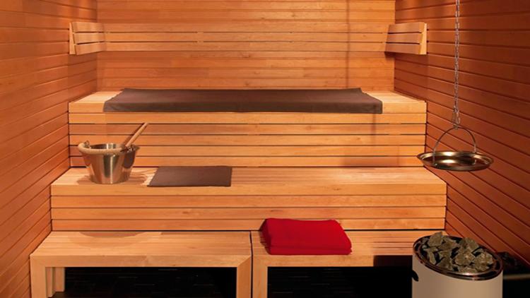 Как произвести отделку кирпичной бани