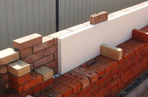 несущая стена из кирпича